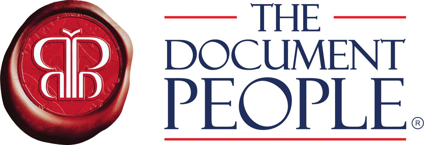 The Document People Logo