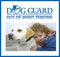 Dog Guard Out of Sight Dog Fence of South Florida Logo