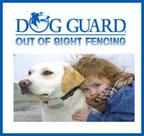 Dog Guard Out of Sight Dog Fence of South Florida Logo