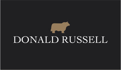 donaldrussell Logo