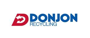 DONJON Recycling Logo