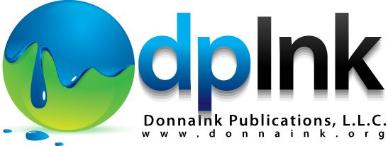 DonnaInk Publications (dp) Logo