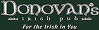 Donovan's Irish Pub Logo