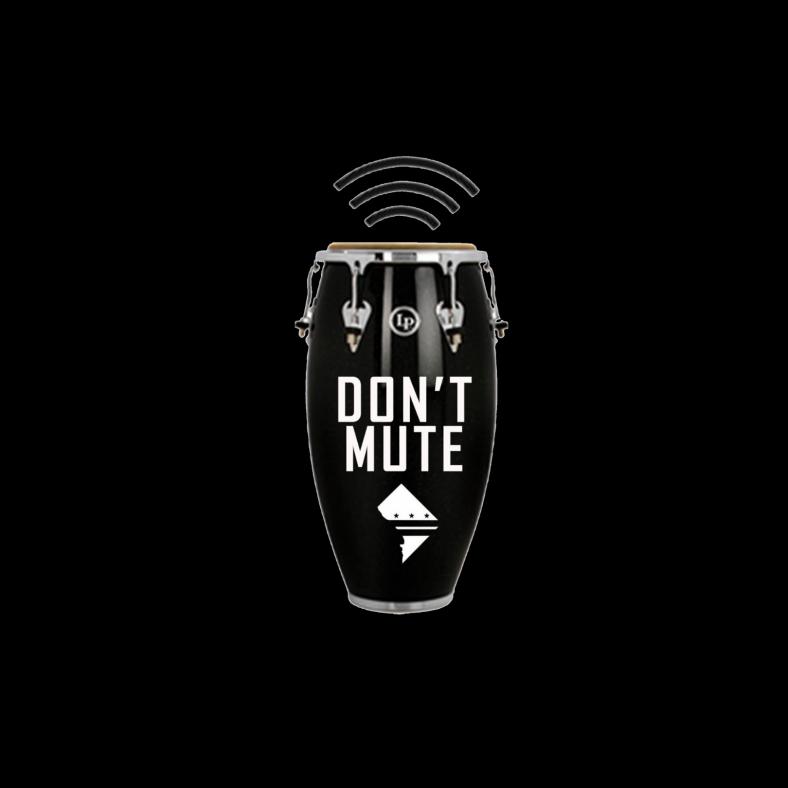 Don't Mute DC Logo