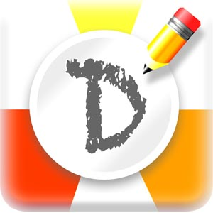 Doodle Roulette Logo