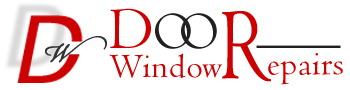 Door Window Repair Logo