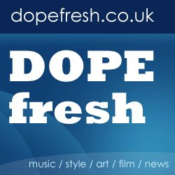 DOPE fresh Logo