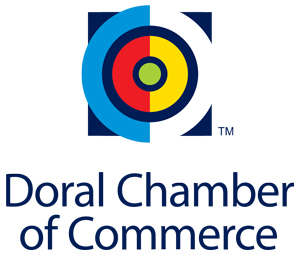 Doral Chamber of Commerce Logo