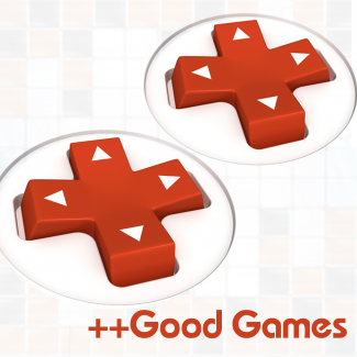++Good Games Logo