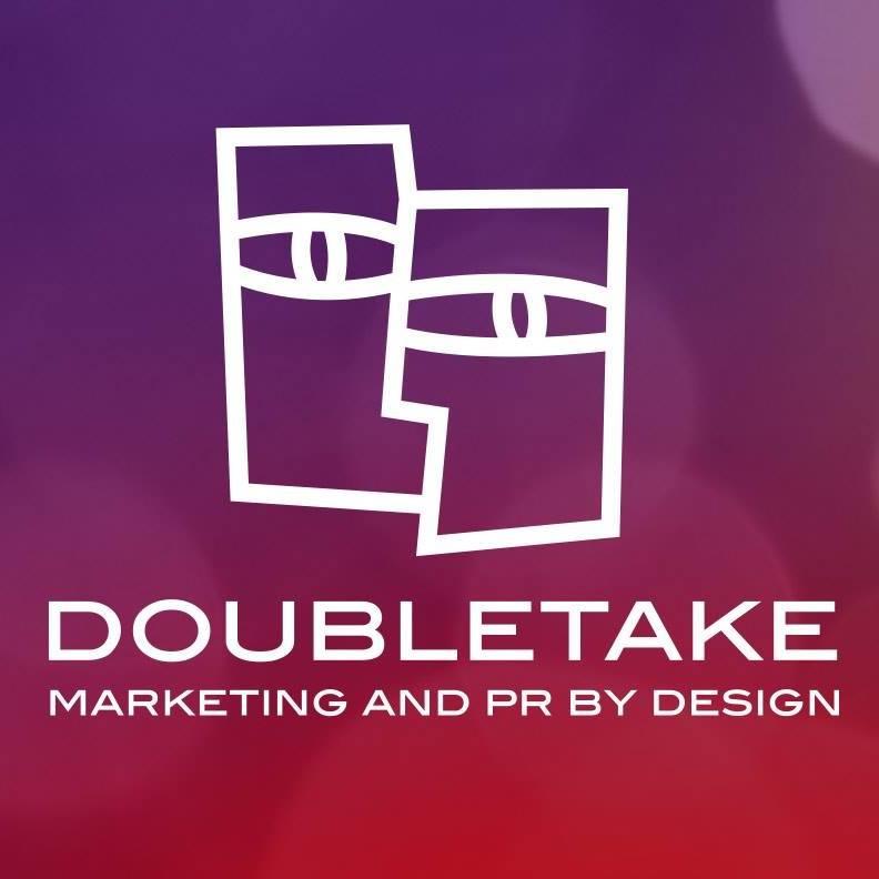 doubletakePR Logo