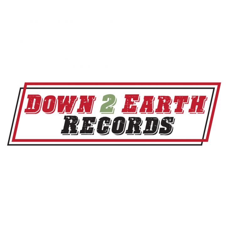 Down 2 Earth Records Logo