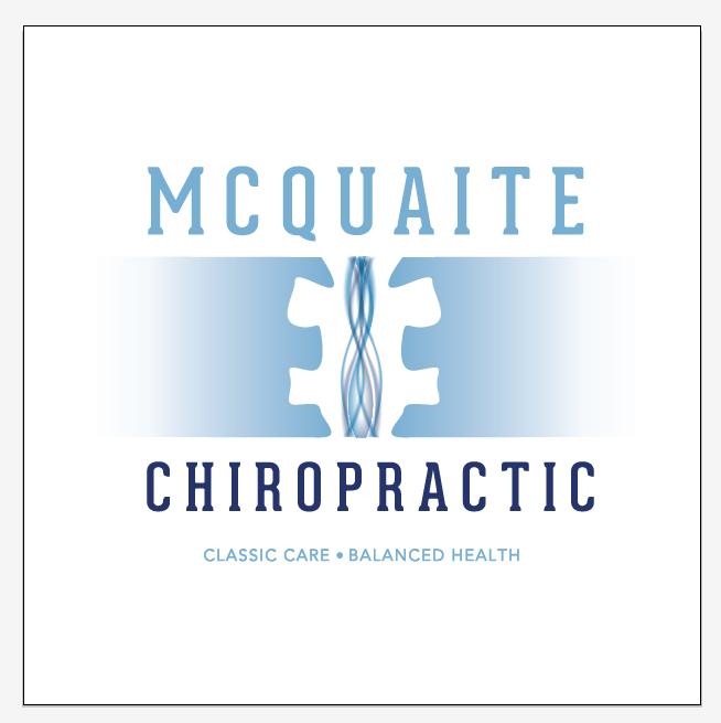 McQuaite Chiropractic Logo