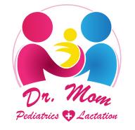 Dr. Mom Pediatrics & Lactation Logo