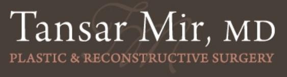 Tansar Mir, MD - Plastic & Reconstructive Surgery Logo