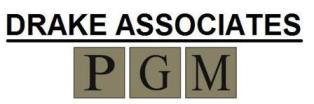 Drake Associates PGM Logo