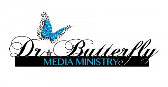 Dr. Butterfly Media Ministry Logo