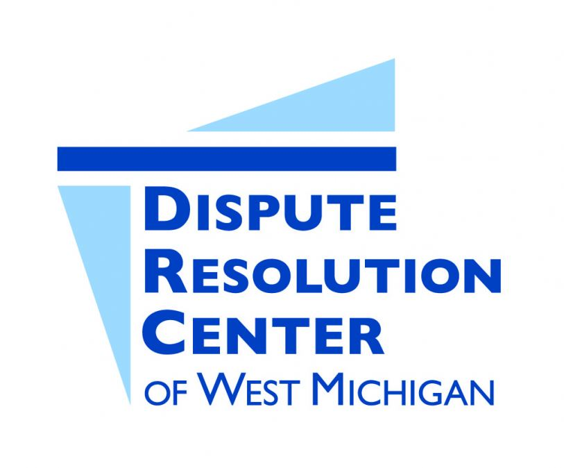 Dispute Resolution Center of West Michigan Logo