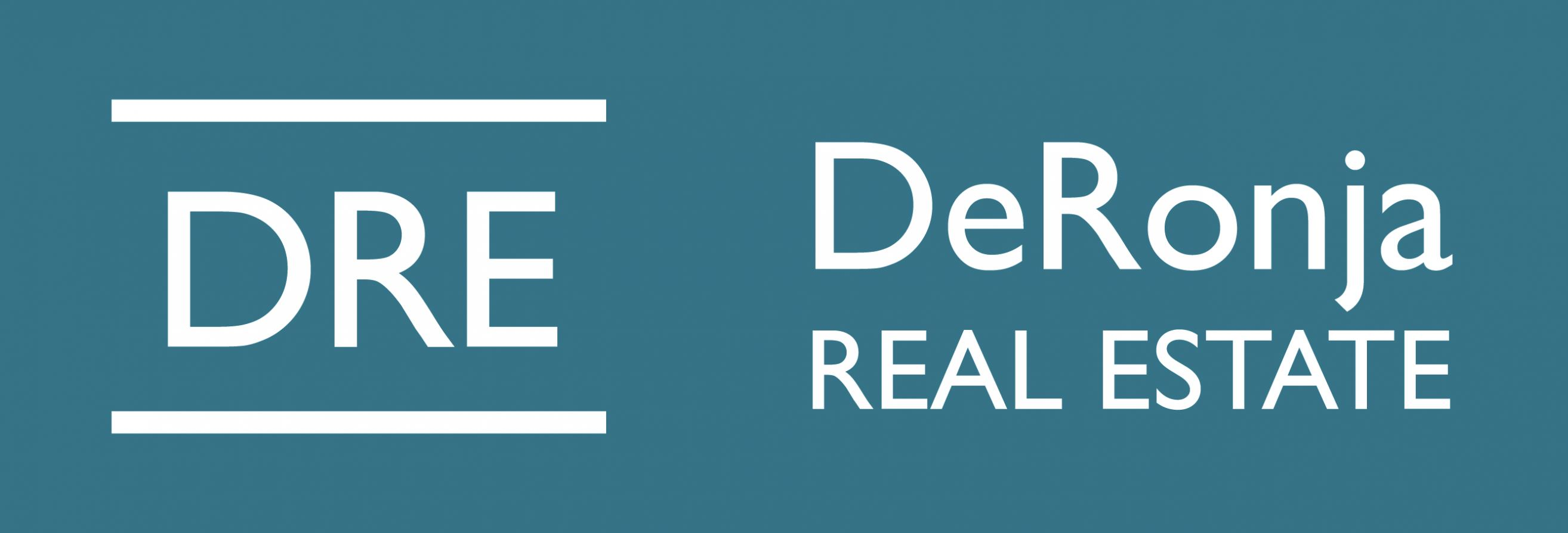 DeRonja Real Estate Logo
