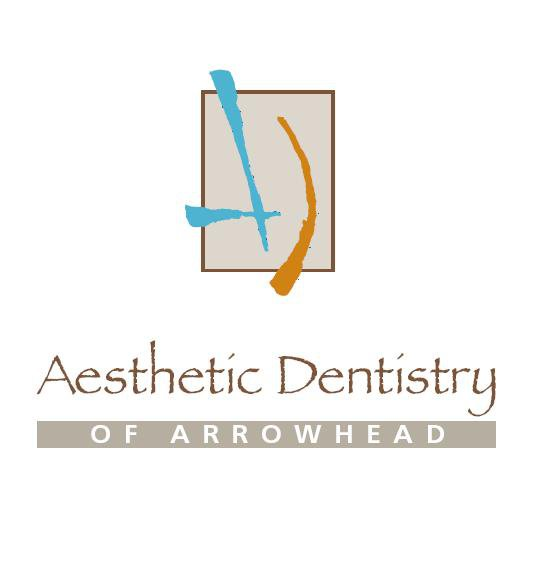 Aesthetic Dentistry of Arrowhead Logo