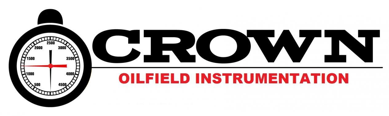 Crown Oilfield Instrumentation Logo