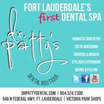 Dr. Patty's Dental Boutique Logo
