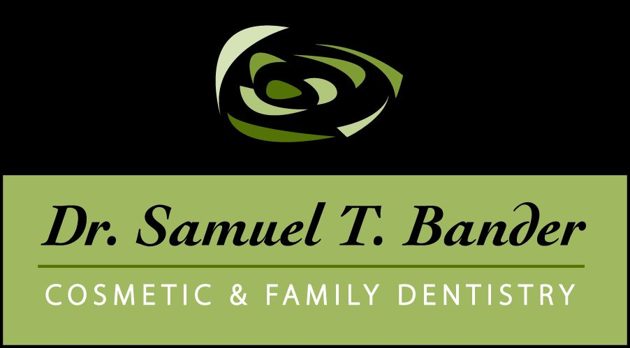 Dr. Sam Bander, Cosmetic and Family Dentistry Logo
