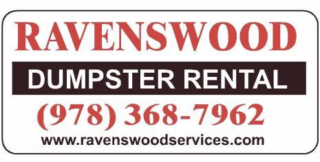 Ravenswood Dumpster Rental Logo
