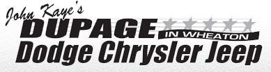 DuPage Dodge Logo