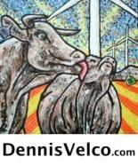 Dennis Velco Arts Logo