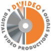 DVIDEO PRODUCTION Logo