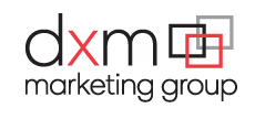 DXM Marketing Group Logo