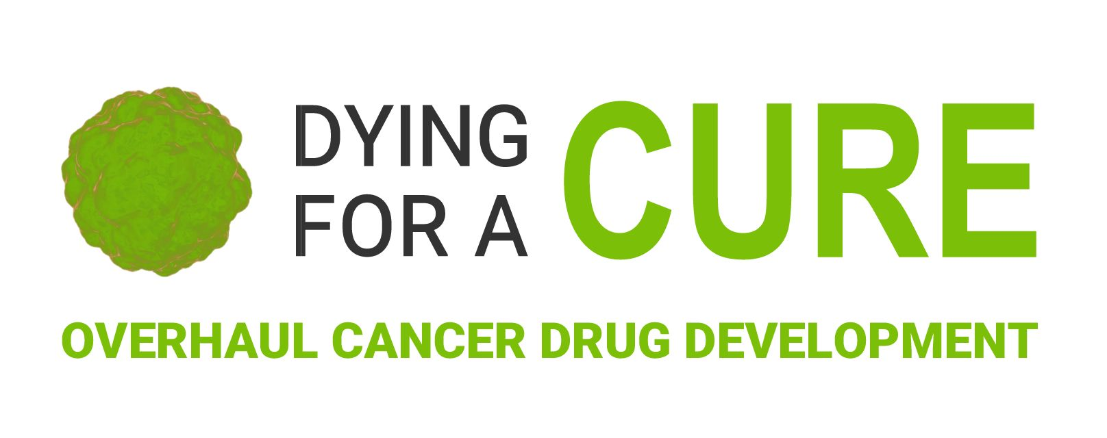 dyingforacure Logo