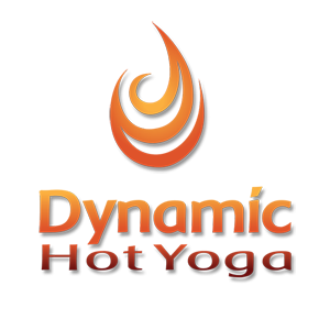 Dynamic Hot Yoga Logo