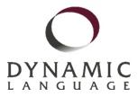 dynamiclanguage Logo