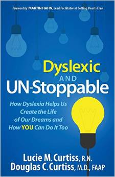 Dyslexic And UN-Stoppable Logo