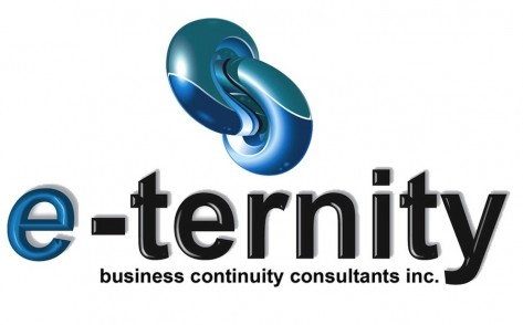 e-ternity Business Continuity Consultants Inc. Logo