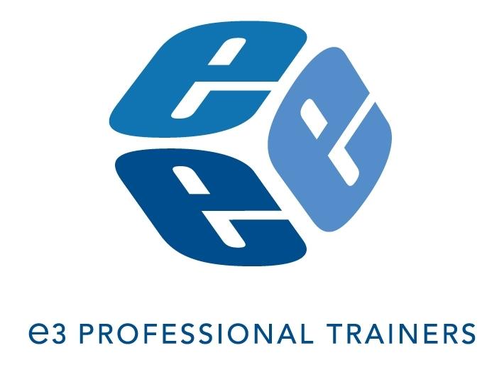 e3 Professional Trainers Logo