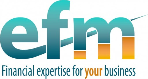 EFM - Financial Expertise For Your Business Logo