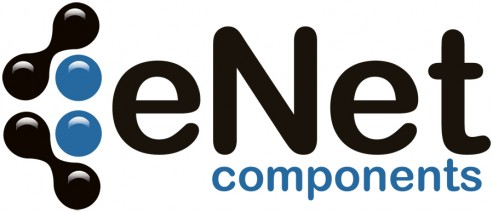 eNet Components Logo