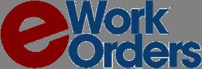 eWorkOrders (Information Professionals, Inc.). Logo