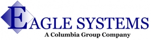 Eagle Systems | A Columbia Group Company Logo