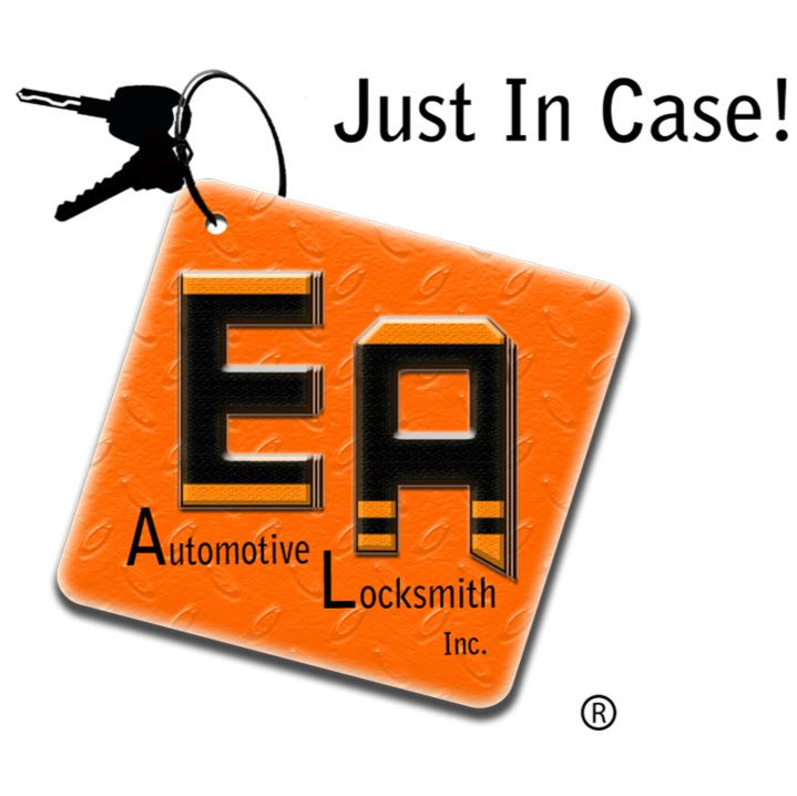 EA Locksmith Inc. Logo