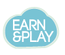 Earn & Play Logo