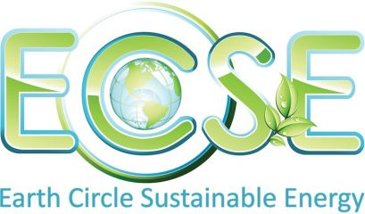 Earth Circle Sustainable Energy Logo