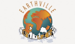 Earthville Network Logo