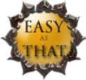 Easy As That Piano Logo