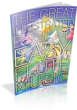 Great Illustrated Music Books Logo
