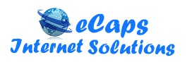 eCaps Internet Solutions Logo