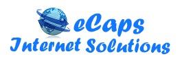 eCaps Internet Solutions Logo