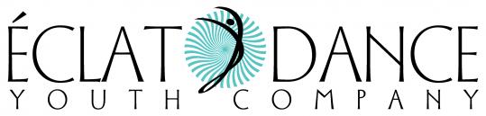 Éclat Dance Youth Company Logo